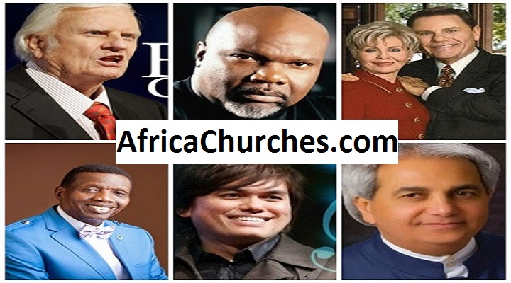 Richest Pastors in the World & Their Net Worth – 2018 List Updated