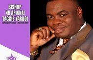 Profile & Biography of Bishop Nii Apiakai Tackie-Yarboi