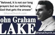 John Graham Lake -