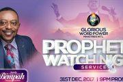 Prophet Isaac Owusu Bempah's 2018 Prophecies [Watch Full Video]