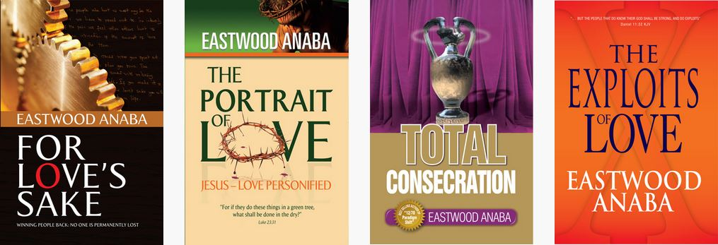 List Of Books By Rev. Joseph Eastwood Anaba
