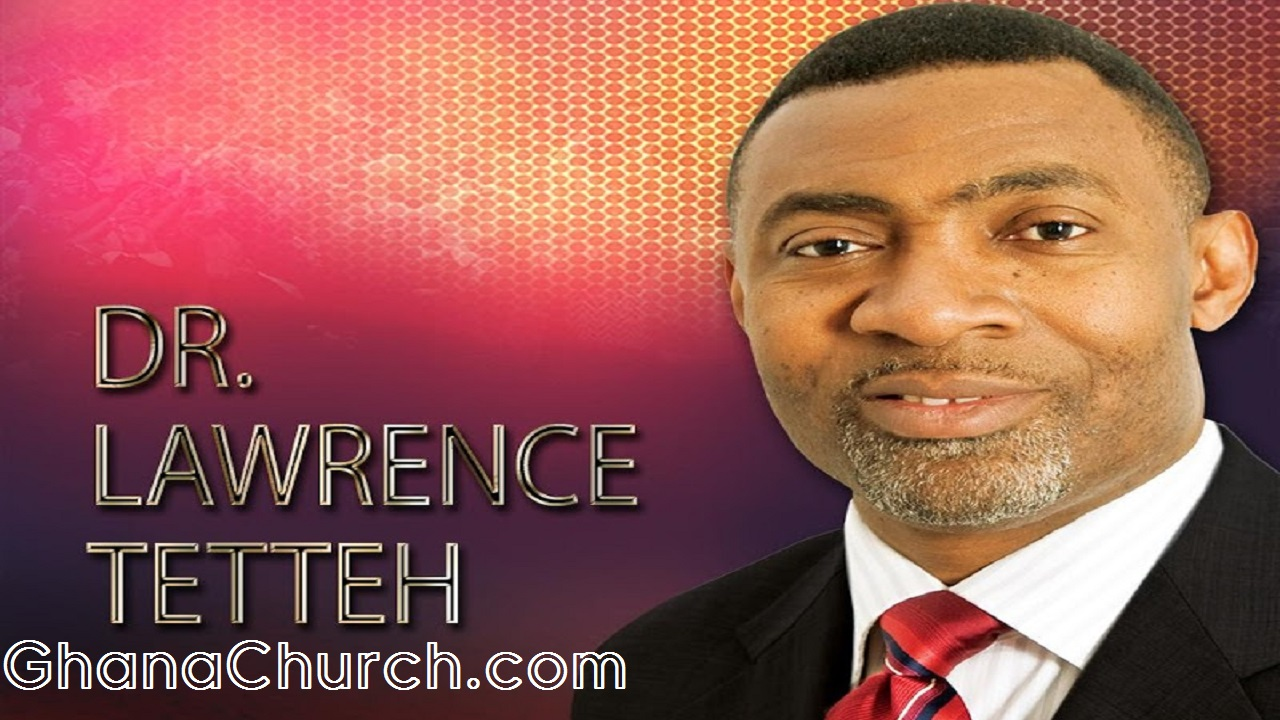 Rev. Dr. Lawrence Tetteh is Economist and Renowned International Healing Evangelist.