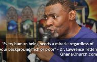 Profile & Biography of Rev. Dr. Lawrence Tetteh