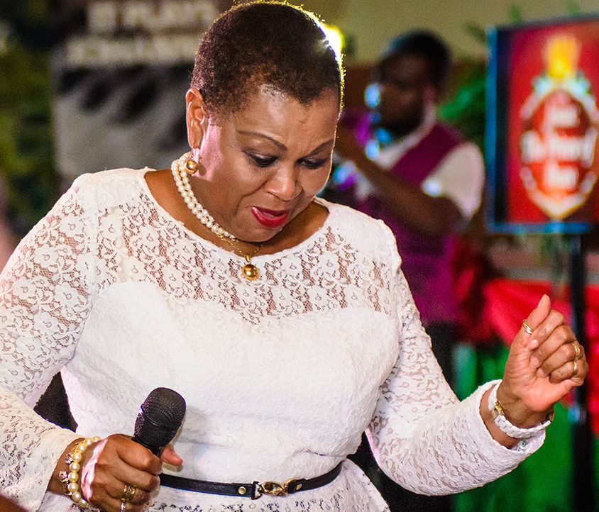Dr. Joyce Aryee - Ghanaian Politician, Reverend Minister and Business person
