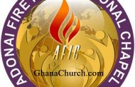 Adonai Fire International Chapel - Apostle Dr. Joseph Mihaye