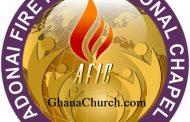 Adonai Fire International Chapel - Apostle Dr. Joseph Mihaye