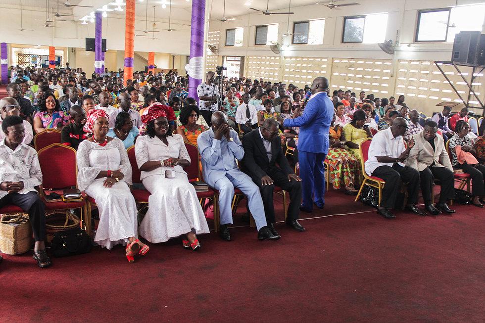 Conquerors Chapel International