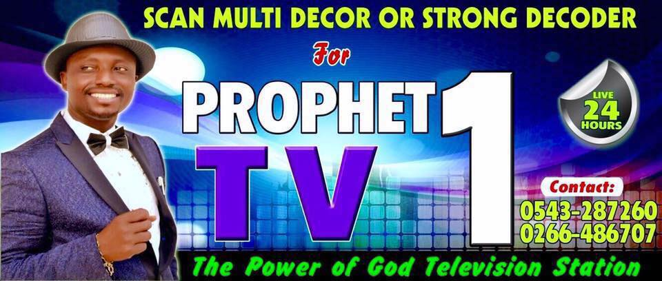 Prophet 1 TV Show