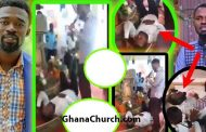 Ernest Opoku Runs To Eagle Prophet For Deliverance – Falls Flat during the process