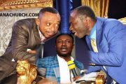 Prophet Eric Osei Frimpong Exposed the True life of Prophet Badu Kobi, How he Started Ministry Under His Leadership and Addressed Prophet Owusu Bempah issue