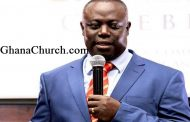 Rev. Prof. Dr. Paul Frimpong-Manso (B.Th., M.A., PhD, General Supt.)