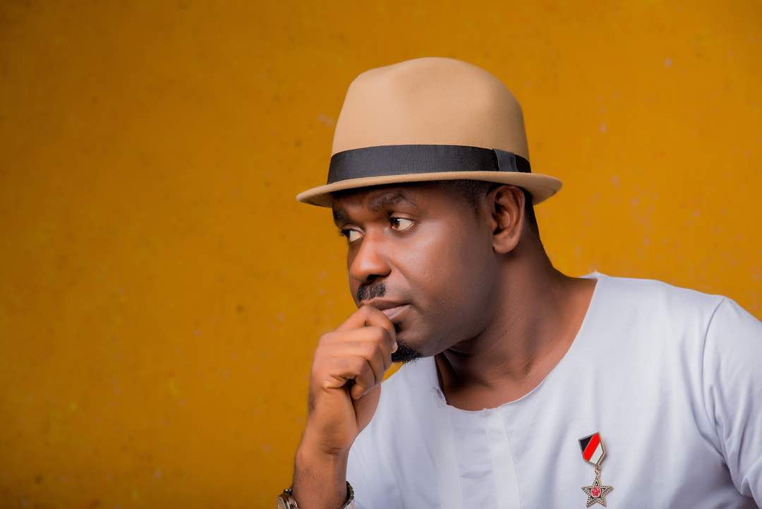 Ace music producer and sound engineer, Nana Sei also known as Nacee
