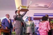 Ghana National Church of Pentecost Music Committee Honours Former Chairman Prof. Dr. Opoku Onyinah