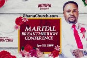 Listen to Mogpa Radio Live on GhanaChurch.com and join marital Breakthrough Conference host by Rev Isaac Osei Bonsu