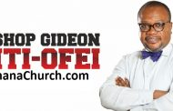 Official Profile And Biography Of Bishop Gideon Titi-Ofei