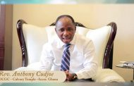 Official Profile And Biography Of Rev. Dr. Anthony Cudjoe