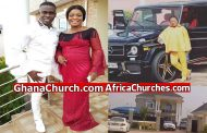 Ohemaa Mercy's Husband came to boast and misused Etymology in Hamburg Germany