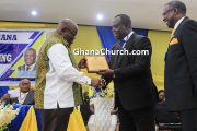 Cathedral plans won't be amended to accommodate others - Rev. Prof. Dr. Paul Frimpong Manso