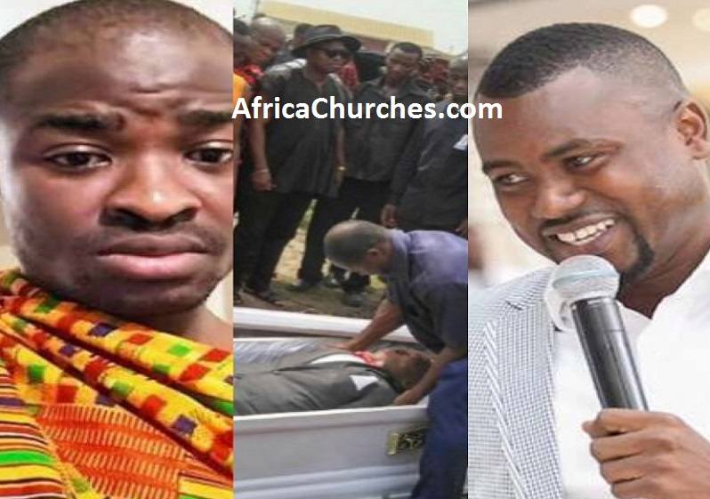 Abieku Santana Sacrificed his Daughter and BodyGuard For Rituals – Evangelist Addai