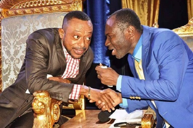Prophet Badu Kobi Is Behind Rev. Owusu Bempah's Divorce Allegations