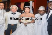 Pastor Chris' Daughter Carissa Sharon Traditional Marriage & Wedding [Photos]