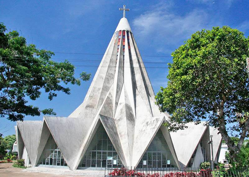 Saint Antonio Catholic Church – Maputo, Mozambique.