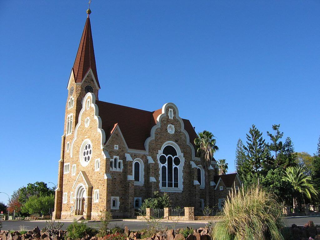 Christ Church – Windhoek, Namibia.