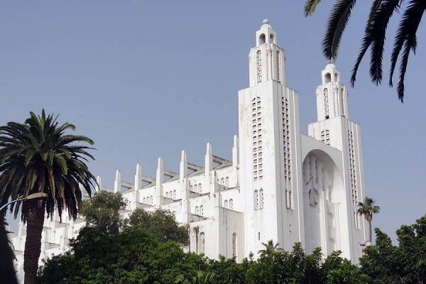 Casablanca Cathedral (Sacred Heart of Jesus) – Casablanca, Morocco