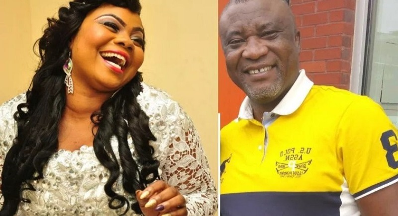 The journey of Gifty Osei, from the Church as a Divorcee to the Parliament House as Duology, NPP's Hopeson Adorye loses wife but engaged to Gifty