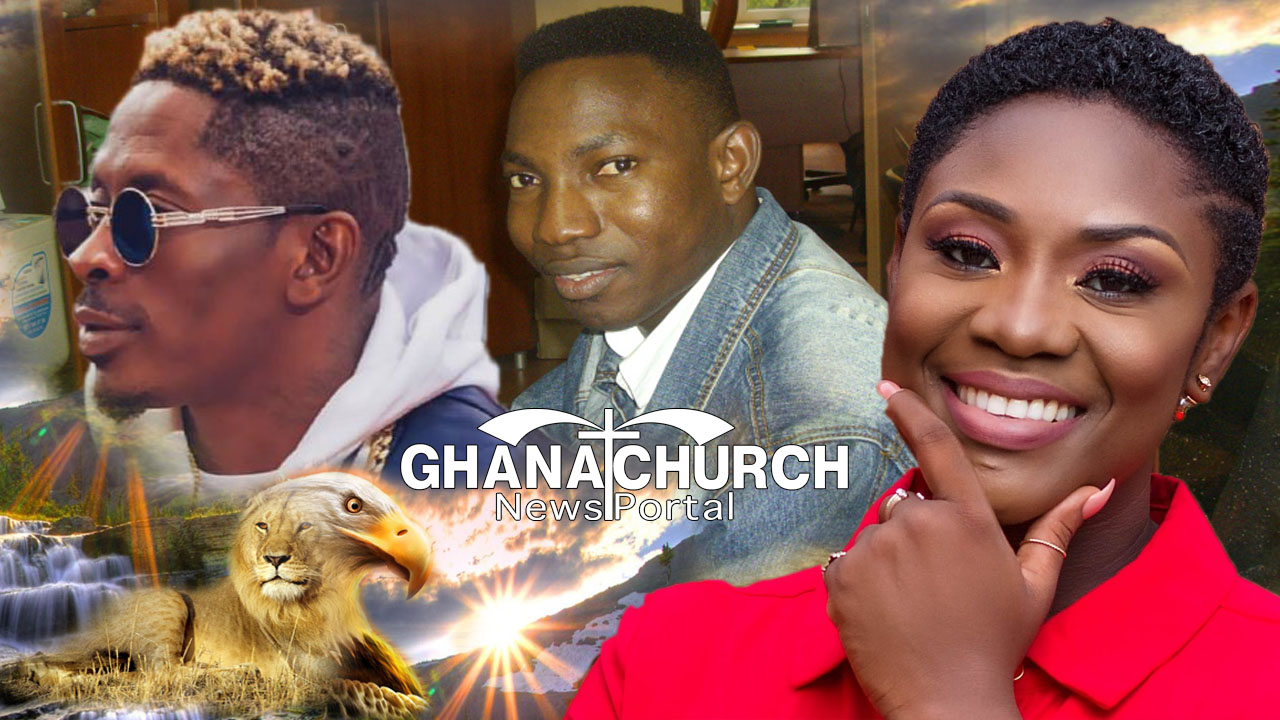 Shatta Wale Prayers SAVED Emelia Brobbey - Weeping Prophet Jeremiah [Watch Full Video]
