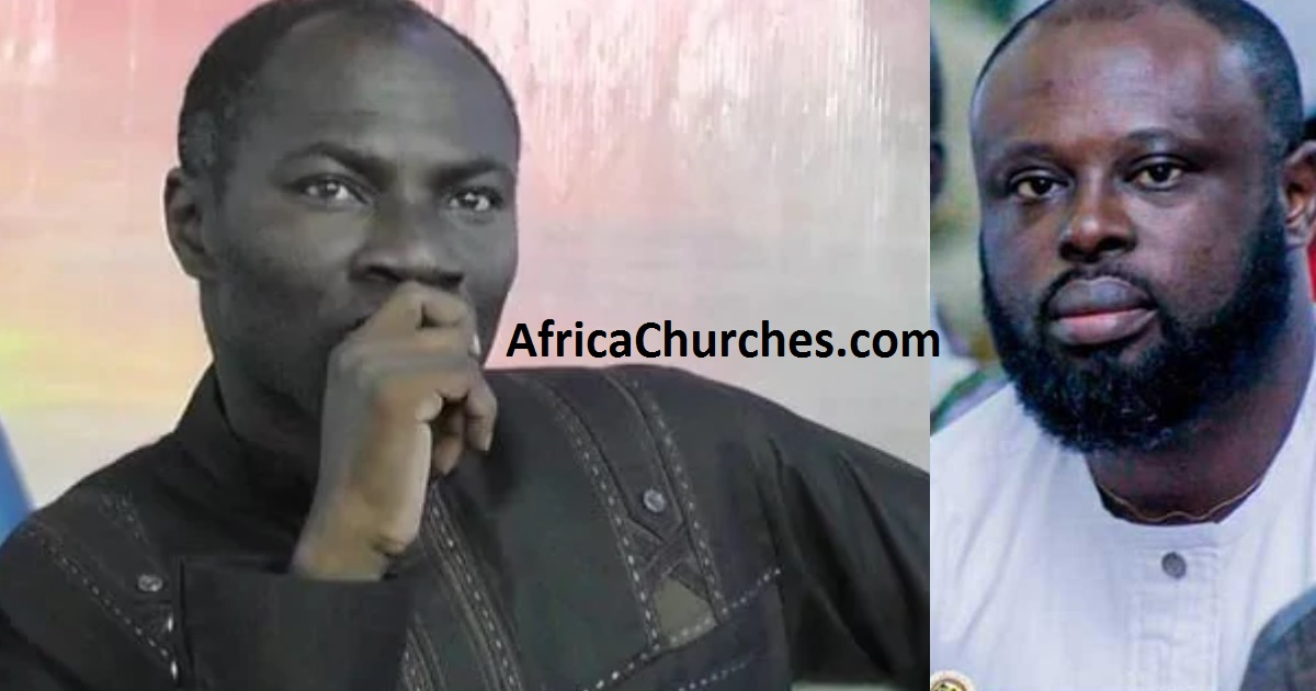 Prophet Badu Kobi's junior Pastor, Osofo Appiah caught in bed with married woman [Watch Full Video]
