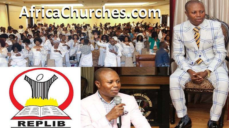 Woman EXPOSED Money Melee In Resurrection Power and Living Bread Ministries Int. - Senior Pastor Apostle S.K. Asamoah Overused church funds [Video]