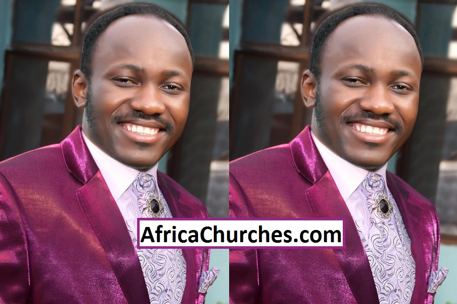 Official Profile and Biography of Apostle Suleman Johnson