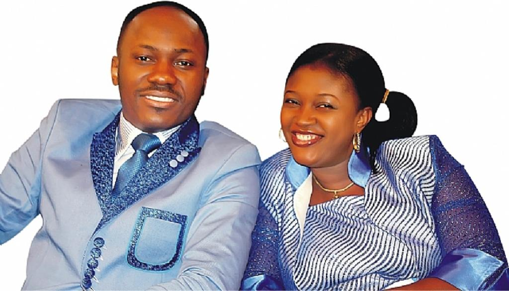 Apostle Johnson Suleman And His Wife Dr. Lizzy Johnson Suleman