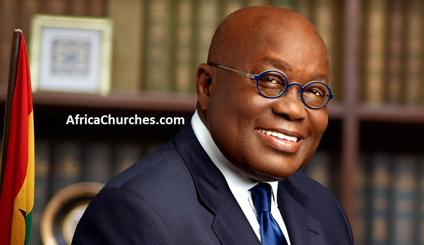 President Akufo-Addo pledges GHC100K for Ghana National Cathedral