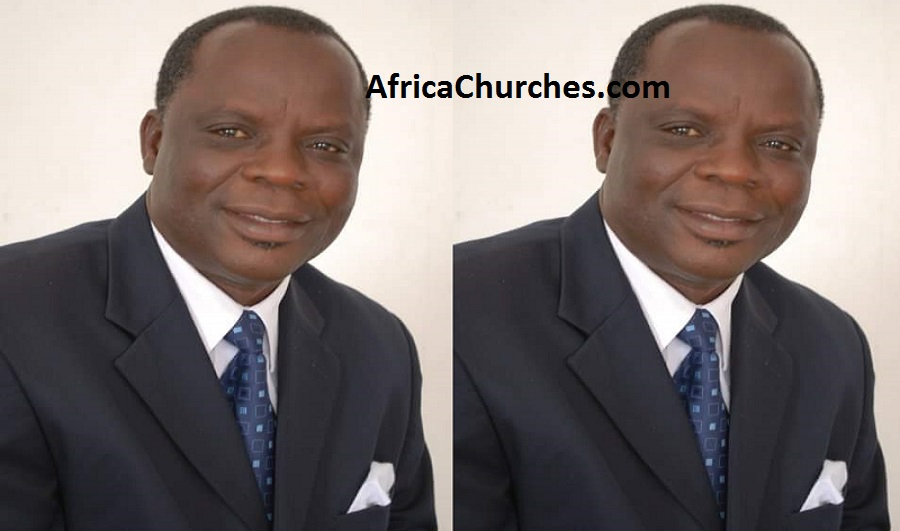 Profile And Biography Of Rev. Dr. David Nabegmado - Assemblies of God, Tema Ghana.