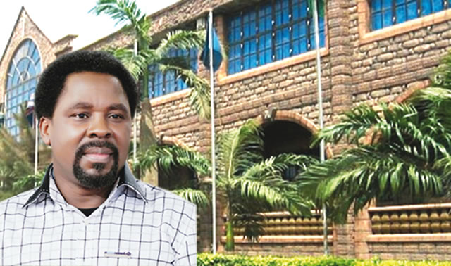The Synagogue, Church Of All Nations (SCOAN) - Prophet T.B. Joshua