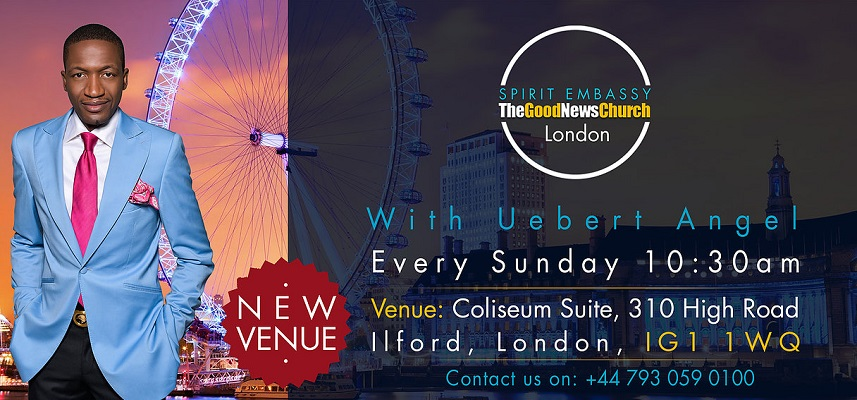 The Good News Church (Spirit Embassy) - Prophet Uebert Angel