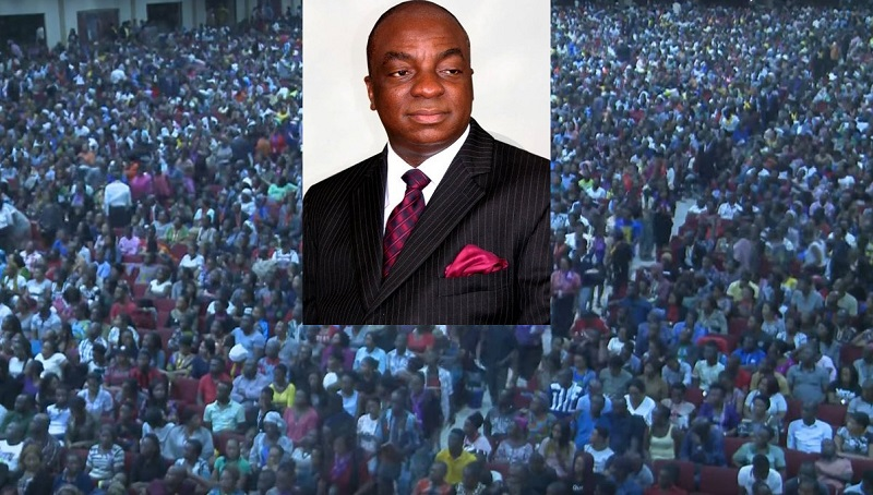 All The Revival Waves In America Has Not Produce This Crowd - Bishop David Oyedepo [Full Video]