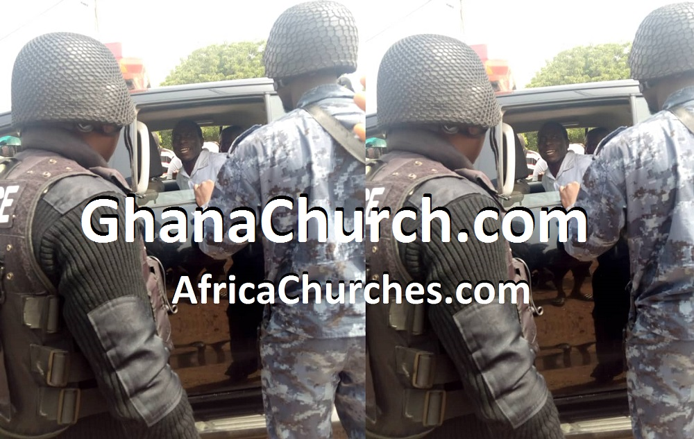 Rev David Nabegmado Assemblies of God pastor killed suspect Francis Nabegmado arrested