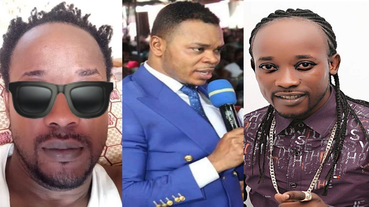 Secret Behind Daddy Lumba Junior's Blindness Revealed, It All Started After Visiting Bishop Obinim's Church [Watch Video]