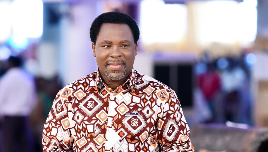 Official Profile And Biography Of Prophet T.B. Joshua