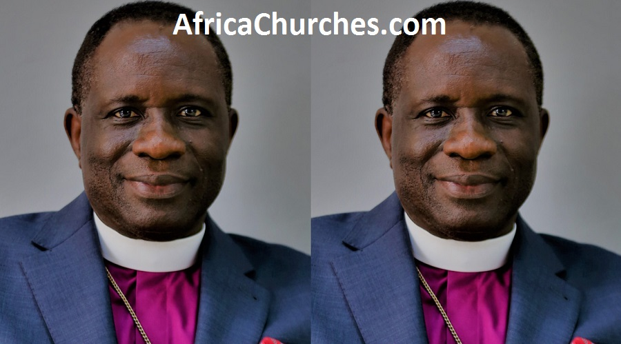 Official Profile And Biography Of Bishop James K. Saah