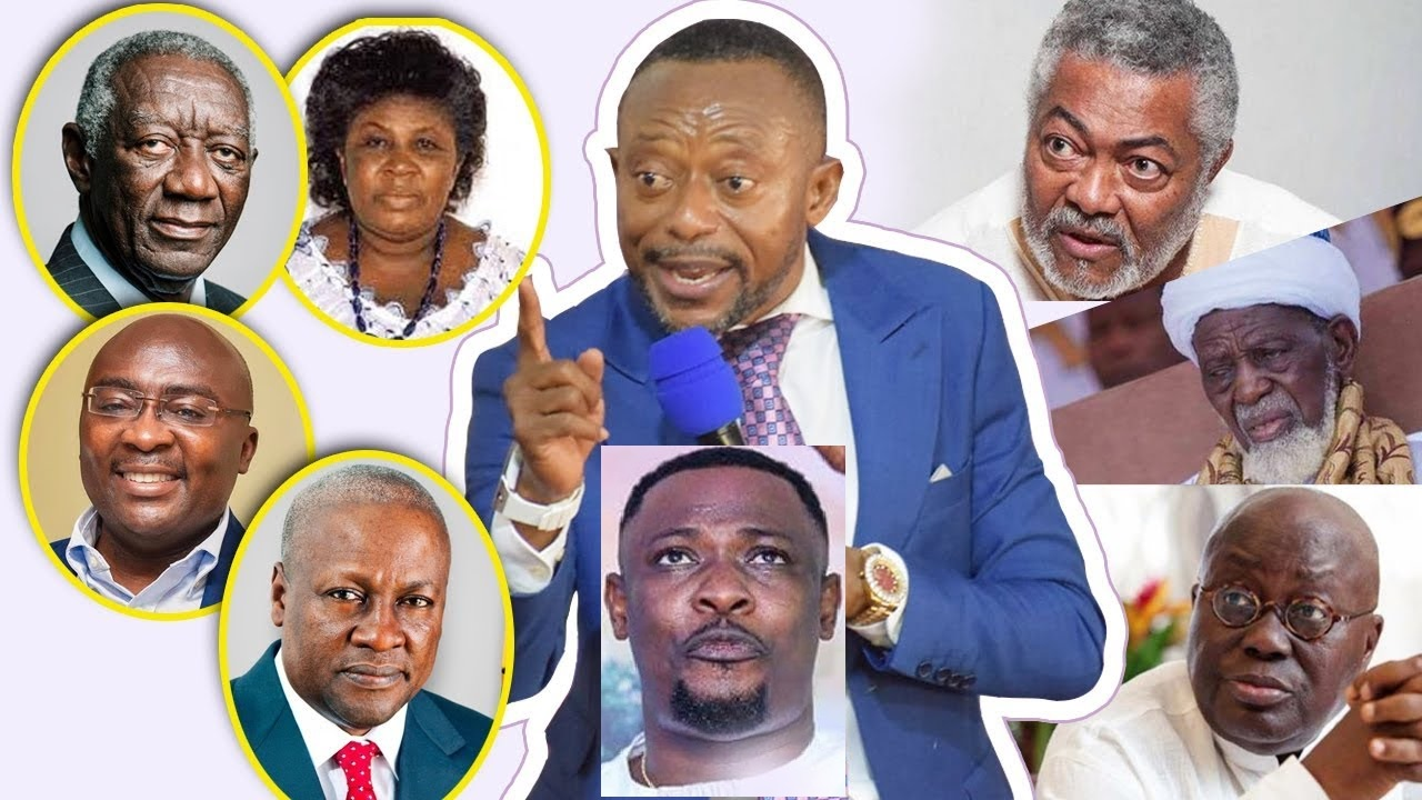 Prophet Nigel Gaisie and Rev. Owusu Bempah confirm Dr. Bawumia will die in 2019 [Video]