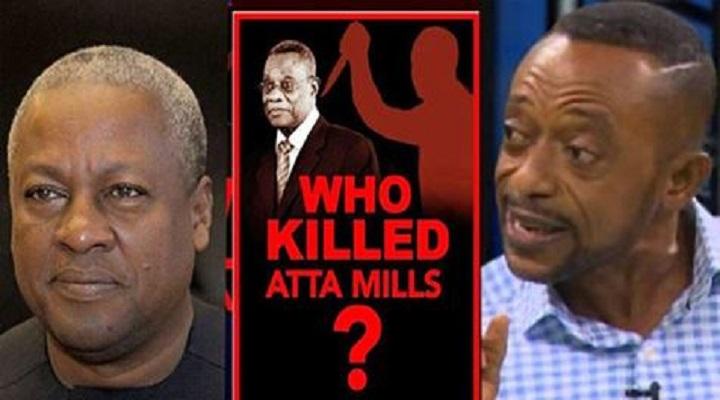 Rev. Owusu Bempah Exposed The Killer of Atta Mills As Former President Mahama [Watch Video]