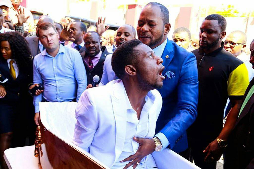 True investigation about Pastor Alph Lukau's Dead Body Resurrection Miracle [Watch Video]