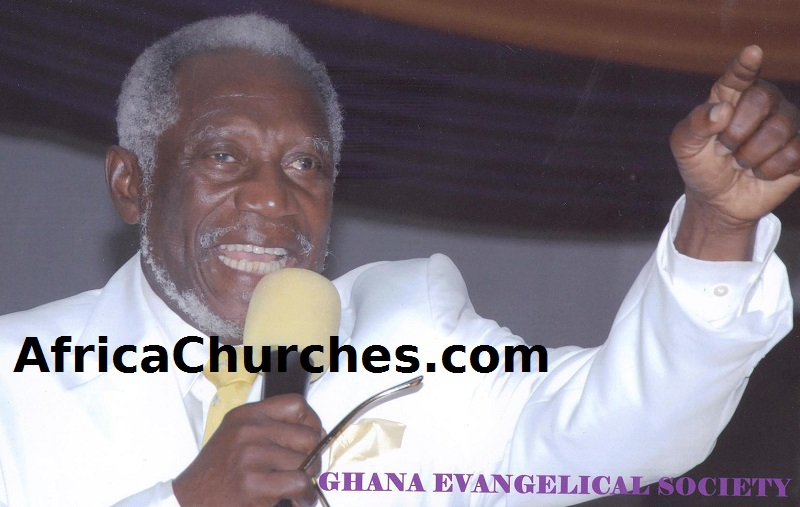 Rev. Dr. Prof. Enoch Immanuel Amanor Agbozo's Official Profile, Biography And Life in Ghana's Charismatic Movement