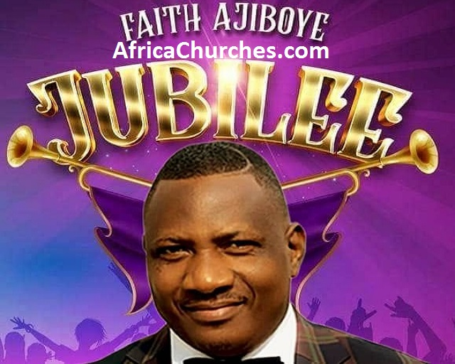 Jubilee Gospel Album By Dr. Faith Ajiboye