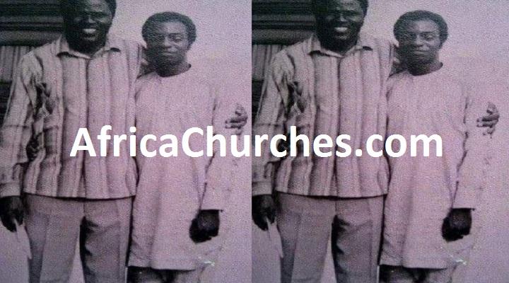 Archbishop Benson Idahosa And Bishop David Oyedepo In The Year 1985