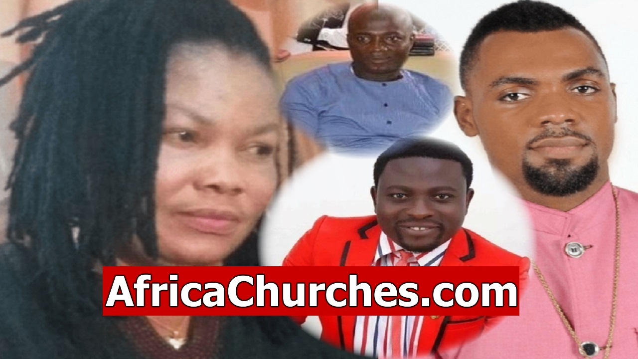 Nana Agradaa and Appiah stadium £xposed Brother Sammy and Rev Obofuor [Video]